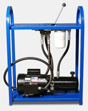TubeShark Commercial Electric/Hydraulic Power Unit TSP-1-0001