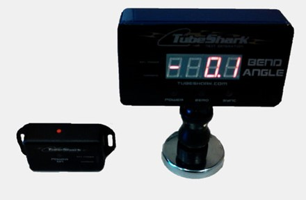 TubeShark Cordless Digital Protractor TS-20128