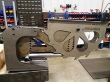 NEW TubeShark Pipe & Tube Bender Builder's Kit Bench Mount Model Without Power Unit TSA-2-1-0011