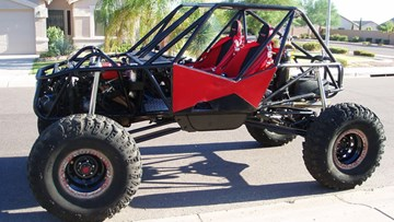 Rock Crawler Buggy TubeShark