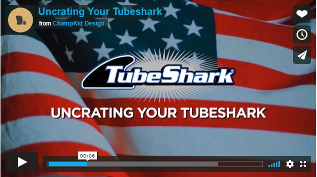 TubeShark Tutorials | Uncrating Your TubeShark