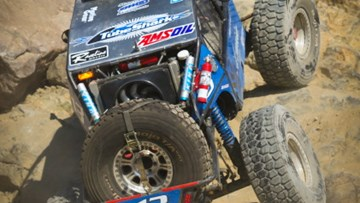 Ultra4 Rock Crawler Buggy JT Taylor