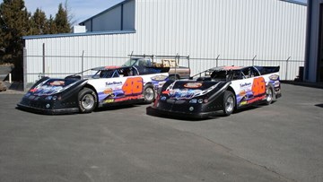 Late Model Racecars Darren Coffell
