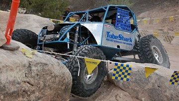 TubeShark Buggy Rock Crawler